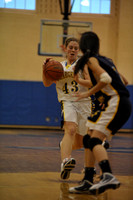 Girls Basketball vs NRCA Feb 5