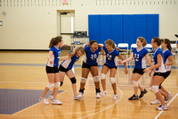 Sept 16 Blue Volleyball