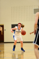 Blue Girls Basketball